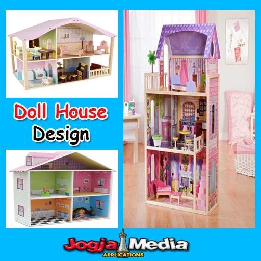 Rumah Boneka Mainan Desain New