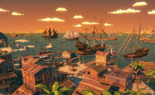 Sea of Bandits: Pirates conquer the caribbean 63 screenshots 13