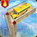Mega Ramp Bus Stunts Simulator 19 icon