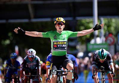Wout van Aert won in 2019 twee etappes op rij in de Dauphiné