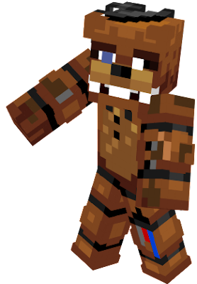freddy withered | Nova Skin