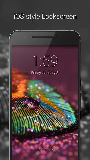 Lock Screen OS9 - Iphone Lock