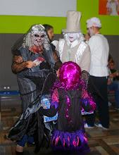 Photo: Ganadores Mejor Familia disfrazada