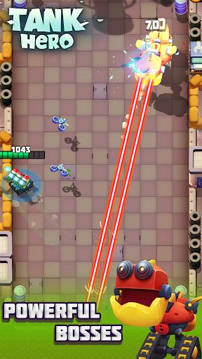 Tank Hero - Fun and addicting game 1.5.5 screenshots 4