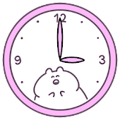 Clocks Widgets Rabbit