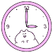 Clocks Widgets Rabbit Icon