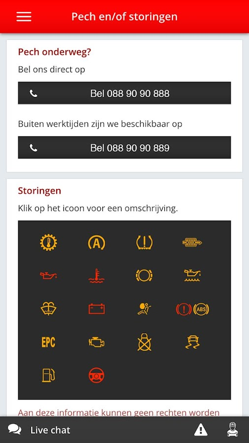Bos & Slegers Autogroep- screenshot