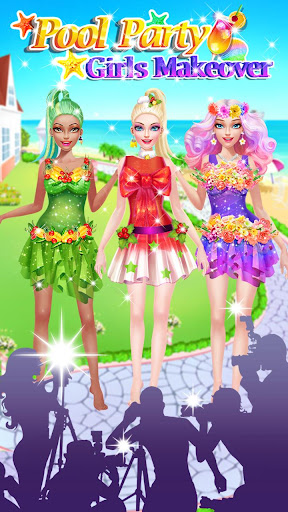 Pool Party - Makeup & Beauty 2.8.5009 screenshots 7