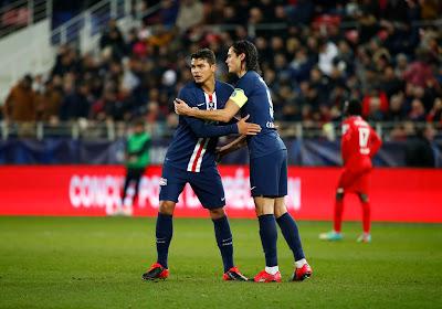 """Le départ de Thiago Silva et Edinson Cavani ? """"Le PSG n'est pas une maison de retraite"""""""
