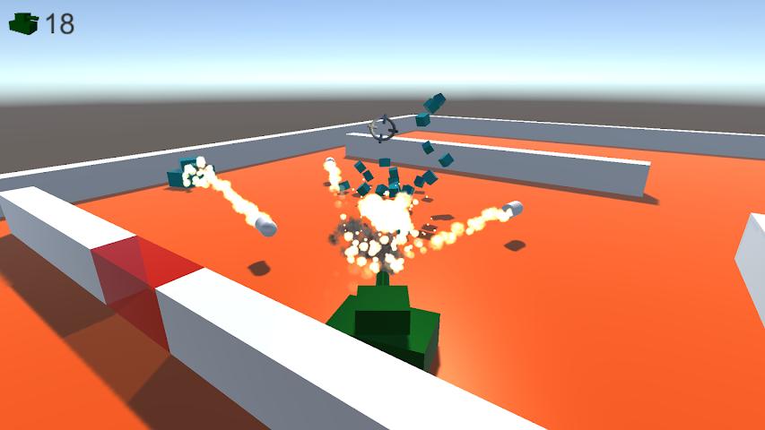 android Tank Revolution Screenshot 4