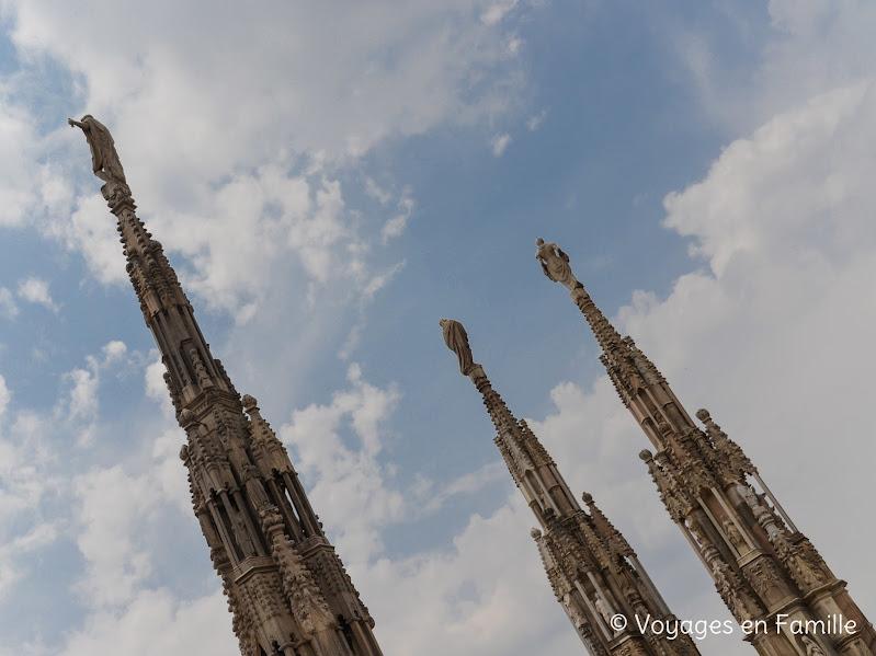Milan et Côme