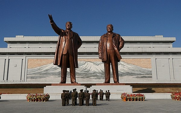 North Korea's capital city Pyongyang. (Pixabay photo Alex_Berlin)