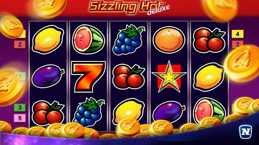 Sizzling Hotu2122 Deluxe Slot 5.26.0 screenshots 1