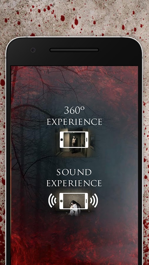 VR Terror 360- screenshot