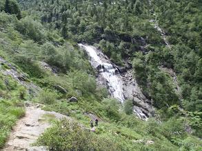 Photo: Cascada de Nérech