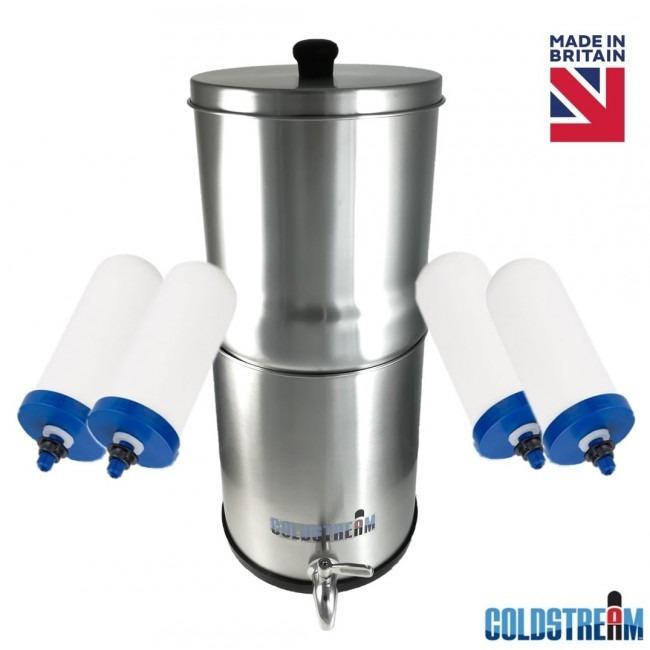 Coldstream Sentry Gravity Water Filter