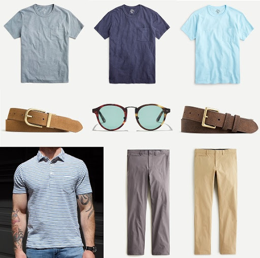 Slim Garment Dyed Tees, Wedding Suit and Tux Savings, & More – The Thurs. Men's Sales Handful