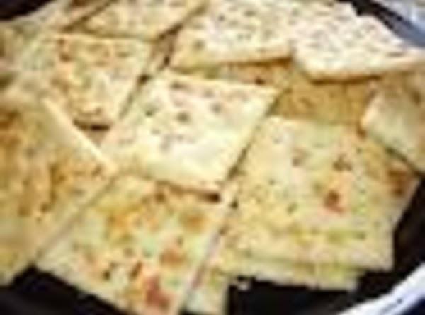 Kicking Good Spicy Crackers Recipe
