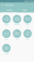Screenshot of globio Alarm System Lite