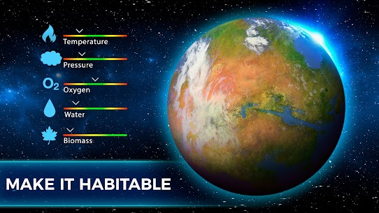 TerraGenesis – Space Settlers mod all versions Unlimited 4
