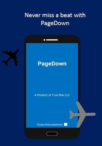PageDown - Share my Contact