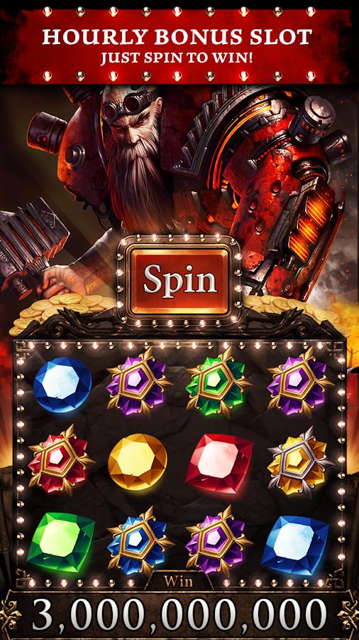 Scatter slot machine