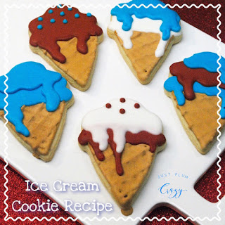 Ice Cream Cookie Recipe!