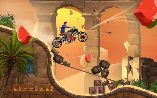 Rush To Crush - Xtreme Bike Stunt Racing PVP Games apkpoly screenshots 5