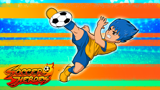 Soccer Heroes 2018 - RPG Football Stars Game Free  screenshots 10