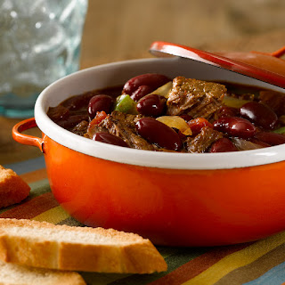 Bush's® Braised Beef and Bacon Chili