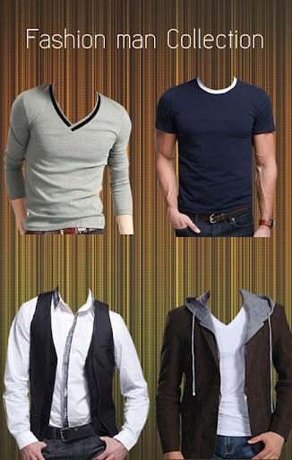 fashion man Suit