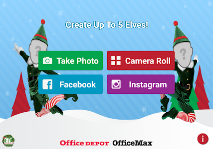ElfYourself by Office Depot v2.2 (Unlocked)