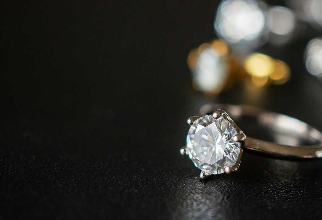 Diamond Jewellery the 10th Anniversary Gemstone: