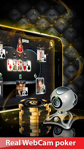 GC Poker: live Video tables, Texas Hold'em, Omaha 1.15.0 screenshots 1