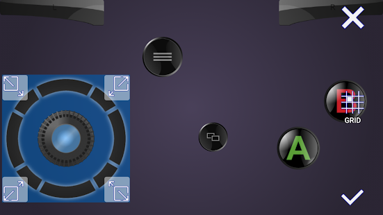 DroidJoy: Gamepad Joystick Screenshot