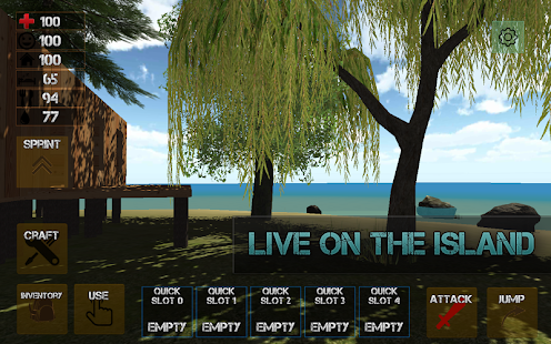 0 Ocean Is Home: Island Survival App screenshot