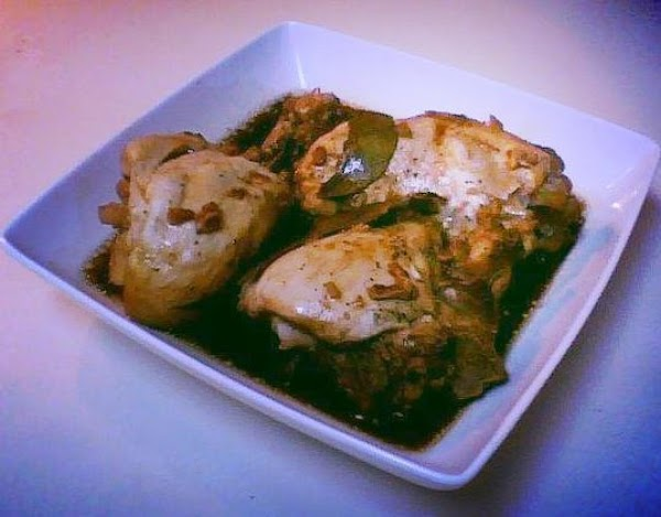 Filipino Chicken Rhonda's Recipe