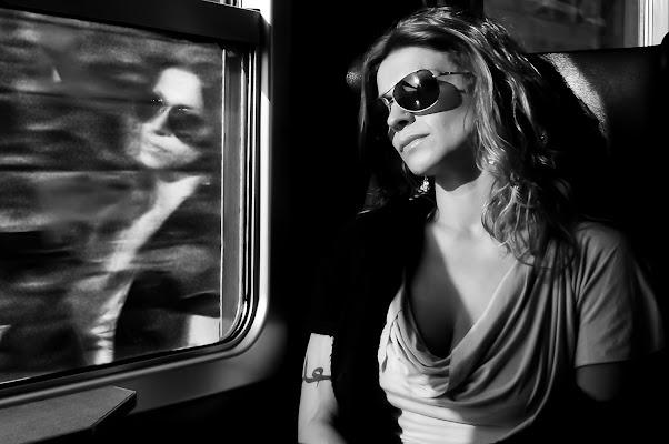 Il pendolare di Pier Gatti photography