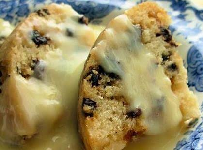 Ole English Spotted Dick Recipe