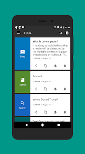 Clipboard Manager : Clipo Pro 8.10 [Pro Unlocked] MOD Apk 2