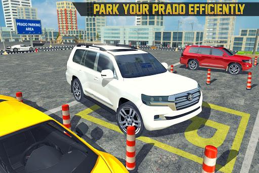 Prado luxury Car Parking Free Games 60.6.01 screenshots 2