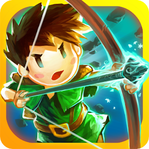 Little Raiders Robin's Revenge for PC and MAC