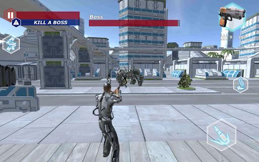 Cyber Gangster 3018 1.3 screenshots 3