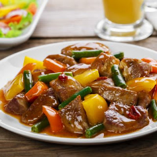 Beef and Veggie Stew.