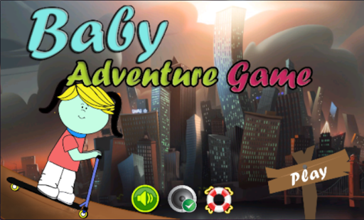 Baby Adventure Game