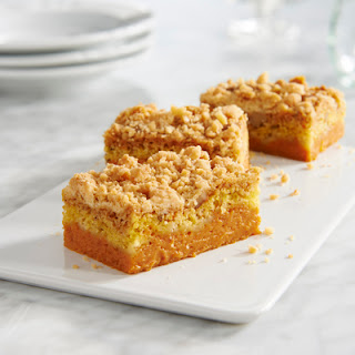 LIBBY'S® Easy Pumpkin Crumb Cake.