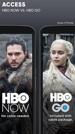 HBO NOW: Stream TV & Movies screenshot 5