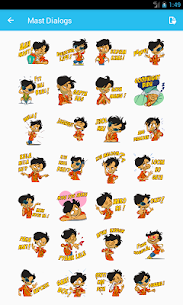 Desi Stickers for Messengers 8