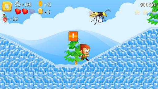 Super Kong Jump - Monkey Bros & Banana Forest Tale apktram screenshots 2