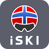 iSKI Norge - Ski, snow, resort info, Gps Tracker